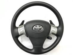 Руль. Toyota: Ractis, Wish, Auris, Sienta, Vitz, Corolla Axio, Voxy, Corolla Fielder, Noah, Isis, Corolla, Corolla Rumion Двигатели: 1NRFE, 1NZFE, 2SZ...