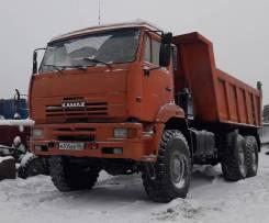 КамАЗ 65222-43, 2011