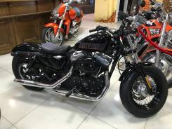 Harley-Davidson Sportster Forty-Eight XL1200X, 2012