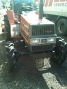 Yanmar. Продам Трактор мини- трактор FX26 4WD без пробега по рф., 26 л.с.