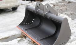 Новый планировочный ковш 1200 мм для экскаватора-погрузчика