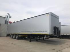 Kogel штора с бортами SAF CD / Knorr SK7/CONTINENTAL, 2019