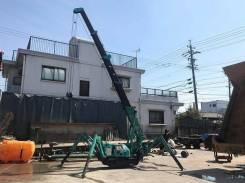 Кран-паук Maeda MC235, г/п 2,4 тонны