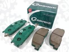 Колодки тормозные передние G-Brake GP-02134 Япония LITE ACE