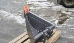 Новый профильный ковш 300 мм для экскаватора-погрузчика