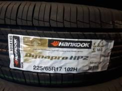 Hankook DynaPro HP2 RA33. Летние, 2018 год, без износа, 4 шт