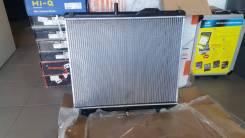 Радиатор охлаждения двигателя. Saturn SsangYong