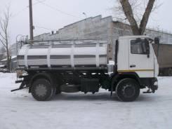 МАЗ 5340. Молоковоз (цистерна 11 000 л), 13 580кг., 4x2. Под заказ