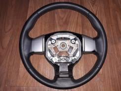 Руль Nissan Tiida кожа оригинал