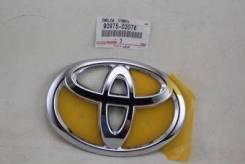 Эмблема. Toyota Land Cruiser, FZJ100, FZJ105, GRJ200, HDJ100, HDJ101, HZJ105, URJ200, URJ202, UZJ100, UZJ200, VDJ200, HDJ100L, HDJ101K, HZJ105L, URJ20...