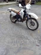 Yamaha DT125, 1997