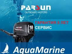 Лодочный мотор Parsun T 18 BMS, качество, гарантия, сервис