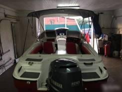 Glastron. 2009 год, длина 5,20м., двигатель подвесной, 115,00л.с., бензин. Под заказ