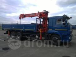 Kanglim KS1256G-II. Камаз 65117 с КМУ в Москве, 6x4