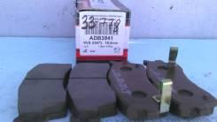 Колодки тормозные дисковые ADB3941 Kia Spectra (ИЖ) RIO II R14