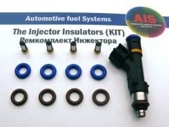 Ремкомплект на 4 инжектора (LF1#, ) = Mazda L3G5-13-250, L3G2-13-250A,