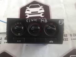 Климат-контроль honda civic MB D14A7