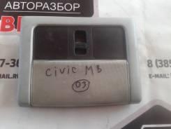Плафон honda civic MB D14A7