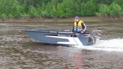 Моторная лодка Swimmer из полипропилена
