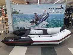 Лодка Хантер 345 ЛКА в Улан-Удэ