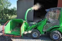 Измельчители веток Greenmech ECO150TMP HYD