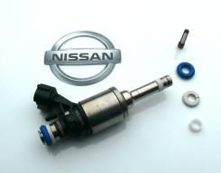 Инжектор, форсунка. Nissan Rogue, J11, T32HVU Nissan X-Trail, T32, T32H, T32L, T32LL, T32N, T32NN, T32R, T32RR, T32T, T32W, T32WW Nissan Serena, C26L...