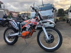 KTM Freeride 350, 2016