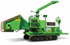 Измельчители веток Greenmech SAFE-Trak 16-23