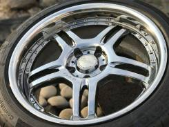 """Sparco. 8.0/9.0x18"""", 5x114.30, ET38/43, ЦО 73,1мм."""