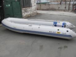 Продам Лодка Solar 480 джет тоннель