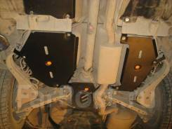 Защита топливного бака Nissan Dualis, Qashqai, X-Trail