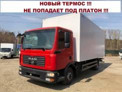 MAN TGL. 12.180 Новый фургон-термос 2008 год выпуска в Новосибирске, 4 800куб. см., 7 000кг., 4x2
