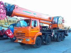 Клинцы. Автокран 40 тонн 2019 г. в