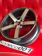 Новые литые диски 8570 R18 4/100 GMF