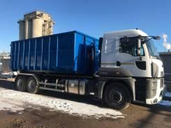 Mультилифт, Крюковой погрузчик, Ford Cargo, 2019