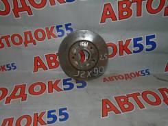 Диск тормозной. Toyota: Mark II Wagon Blit, Crown, Verossa, Mark II, Altezza, Cresta, Progres, Brevis, Chaser