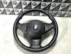 Руль. BMW 6-Series, E63, E64 BMW 5-Series, E60, E61 Двигатели: M47TU2D20, M57D30TOP, M57D30UL, M57TUD30, N52B25UL, N62B40, N62B44, N62B48