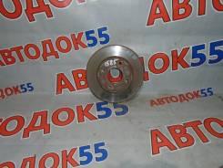 Диск тормозной. Nissan Cube, ANZ10, AZ10, Z10 Nissan March, AK11, ANK11, FHK11, HK11, K11, WAK11, WK11