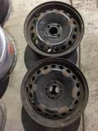 Пара железных дисков R15, от Renault