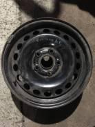 Skoda Octavia A5, железный колёсный диск