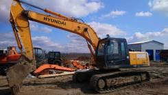 Hyundai R210LC-7, 2009