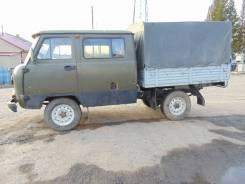 УАЗ-39094 Фермер. УАЗ, 2 700куб. см., 1 500кг., 4x4