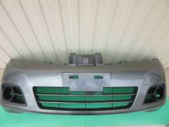 Бампер передний Nissan Note, E11/E11E/NE11/ZE11, HR15DE/HR16DE/CR14DE