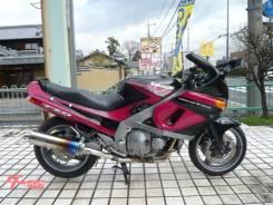 Kawasaki ZZ-R 600, 1997