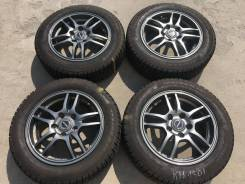 "175/65 R15 Pirelli IceControl литые диски 5х114.3 (K16-1501). 6.0x15"" 5x114.30 ET53 ЦО 67,1мм."