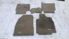 Комплект ковриков Nissan Tiida Latio 4wd 2007 SNC11 в Хабаровске