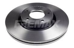 Диск тормозной передний Mazda 3 (BK, BL) 03-13 / 5 (CR19, CW) 05-