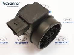 Датчик расхода воздуха. Hyundai: ix35, Grandeur, NF, Azera, Tucson, Sonata Kia Optima Kia Magentis Kia Lotze Kia Carens D4BB