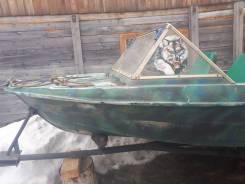 Продам лодку Крым с подвесным мотором Parsun F25FWS