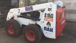 Bobcat S150. Мини-погрузчик BobCat S150, 703кг., Дизельный, 0,50куб. м.